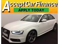 Audi A4 2.0TDI ( 143ps ) 2013MY Black Edition