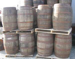 Whiskey Barrels For Sale And For Rent