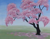 Paint Night Party - Art and Wine Event