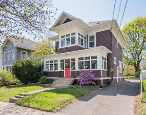 PRICE REDUCED! DOWNTOWN MONCTON! UPDATED VICTORIAN HOME!