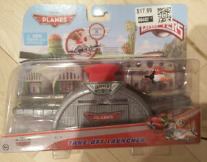 NEw in package Disney Planes take-off launcher
