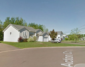 House for Rent in Moncton North - $1,800/month! :)