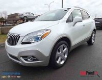 2015 BUICK ENCORE AWD, LUXURY, CUIR, TOIT OUVRANT