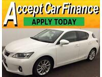 Lexus CT 200h 1.8 CVT 2011MY SE-L Premier FROM £51 PER WEEK!