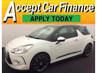 Citroen DS3 1.6e-HDi ( 115bhp ) Airdream DSport Plus FROM £36 PER WEEK
