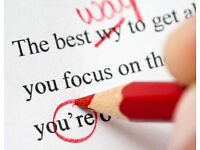 Proofreading for academic assignments/essays/dissertations - £6 per 1,000 words