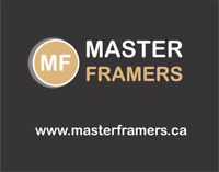 EXPERIENCED FRAMERS AND CREWS WANTED