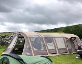 Vango Illusion TC 800xl Tent plus extras.