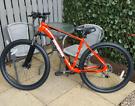 New Mongoose adult mountain bike