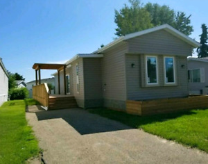 2 bed 2 bath mobile for RENT or RENT TO OWN in Westview Village