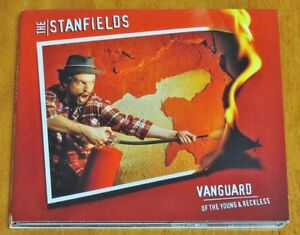 Vanguard of the Young & Reckless by The Stanfields (CD, Jun-2010