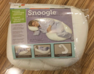 Snoogle total body pillow - Never used! New!