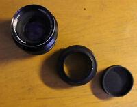 Konica HEXAGON AR 50mm f1.7 ***plus SONY NEX E adapter***