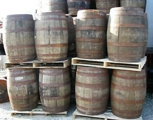 Whiskey / Whisky Barrels For Sale Or Rent
