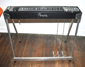 WANTED: PEDAL STEEL GUITAR