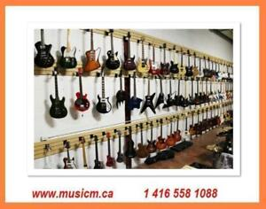 Guitar Sale Acoustic, Classical, Electric & Bass Guitars Brand New with Warranty www.musicm.ca