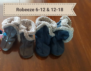 Robeez infant baby boots