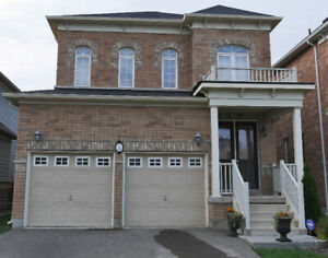 Detach home in Thorold for lease- 3 bd. + loft