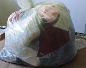 Bag of various material