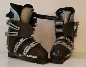 Bottes de ski LANGE haut de gamme pour hommes grandeur 10 1/2