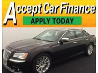 Chrysler 300C FROM £103 PER WEEK!