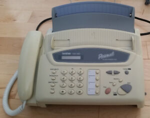 Fax, phone – Brother 560