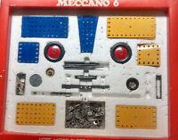 Meccano le jeu pour construire des années 50-60, vintage, $ 199