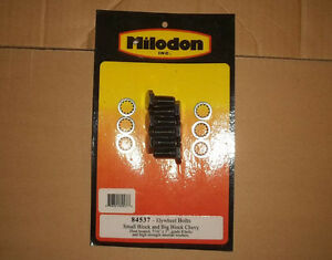 High Performance Milodon Flywheel Bolts