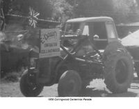 1949 Ford 8N tractor with equipment