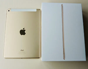 IPAD AIR 2, 64g, WI-FI & CELLULAR in GOLD