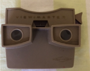 View Master - 1970's with 29 reels - vintage