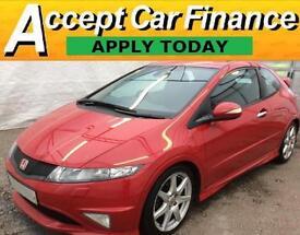 Honda Civic GT FROM £33 PER WEEK!