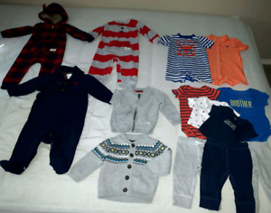 Baby Boy Clothes Lot  9/12 months