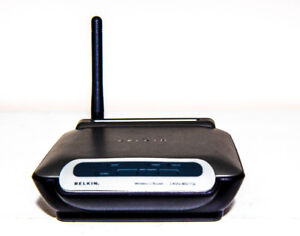 2.4GHz Wireless Belkin  g Router