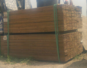 6x6x8 Pressure Treated Lumber | Kijiji in Ontario  - Buy