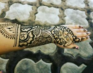 Mahir Mehendi Art : Henna Artist in Mississauga