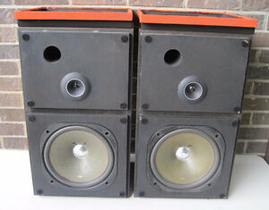 Vintage Pioneer CS-R300 Stereo Speakers