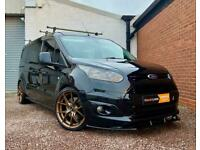 Ford Transit Connect 1.6TDCi L2 Trend 5 seat. CREW CAB