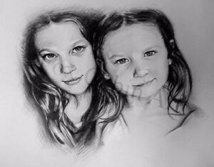 Portrait Artist - OPEN FOR COMMISSIONS London Ontario image 1
