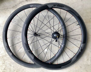 Cyclops G3 Powertap Hub wNew 38/50 Carbon Wheelset w/DT SWISS