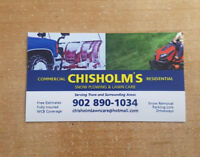 Chisholm Lawn Care Commercial or Residential