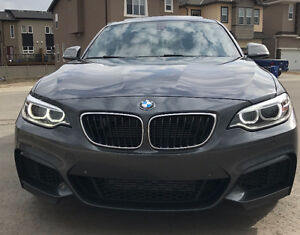 2014 BMW M235i / Premium Package and Winter Tires