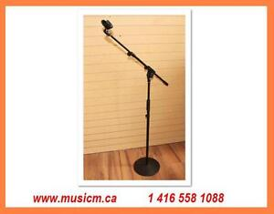 Music Stands, Guitar Stands, Mic Stands, Flute, Clarinet, Saxophone, Trumpet Stand, Keyboard Stand www.musicm.ca