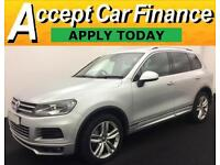 Volkswagen Touareg FROM £98 PER WEEK!