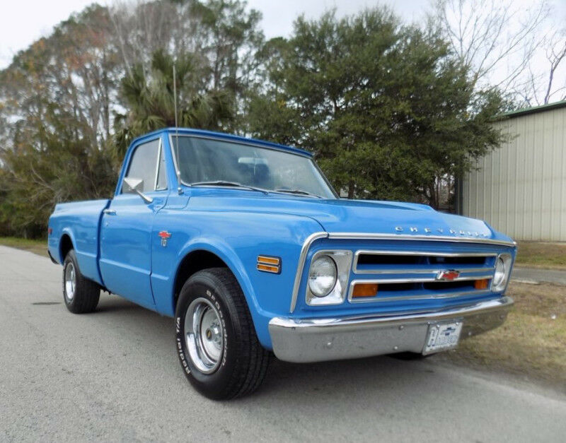 68 Chevrolet C10 Short Box from Central Florida | Classic Cars ...