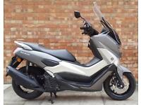 Yamaha NMAX 125cc (67 REG), Showroom condition, only 139 miles!