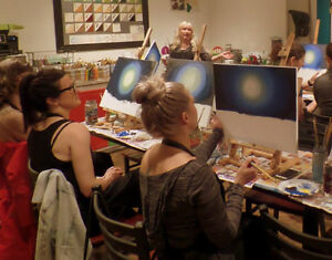 Wine and Painting Fun Parties! St. John's Newfoundland image 2
