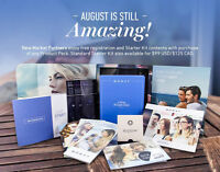 Last Days for FREE Starter Kit and FREE Shipping!  MONAT!