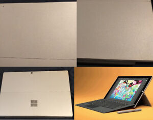 Microsoft Surface Pro 5 -7th Gen Intel Core i5,256GB SSD,8GB RAM