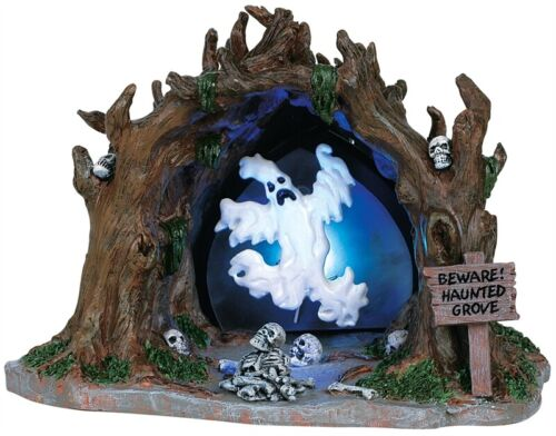 Lemax Spooky Town Haunted Grove #64423
